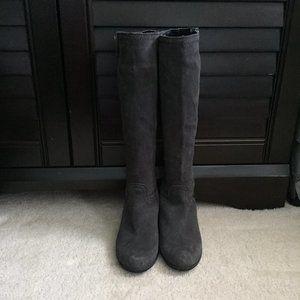 Franco Sarto Wedge Boots